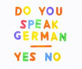 Do You Speak German.