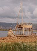 Cane Boat Peru