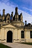 Chateau de Chambord---Loire Valley, France