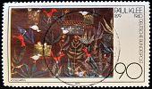 Deutschland ca. 1979: eine Briefmarke gedruckt in Deutschland zeigt Bild der
