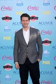 LOS ANGELES - AUG 11:  Mathew Morrison at the 2013 Teen Choice Awards at the Gibson Ampitheater Univ