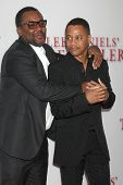 LOS ANGELES - AUG 12:  Lee Daniels, Cuba Gooding Jr at the