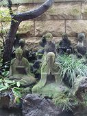 Group Of Statues, Tokyo