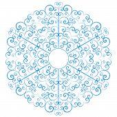 Lacy Snowflake.eps