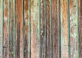 Part Of The Wall Of The Old Rough Wood Texture