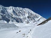 Tilicho Peak and foot-path
