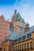 Quebec City, Canada - Chateau Frontenac