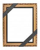 foto of obituary  - Funeral frame - JPG
