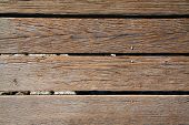 A genuine well used old walked on Wood Plank Board Walk. The perfect Wood Plank Background for all your Old Wood Background needs. Perfect for wall papers, screen savers, websites, books and more.