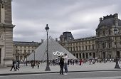 PARIS,FRANCE-AUGUST18th,2013:Louvre museum on august 18th in Paris,France