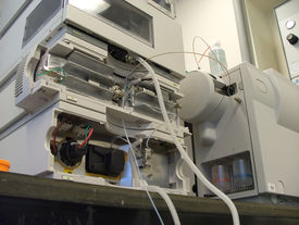 pic of chromatography  - Liquid Chromatography Mass Spectrometer - JPG