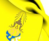 Royal Flag Of King Rama Ix
