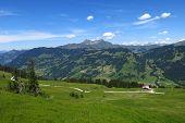 Landscape In The Bernese Oberland