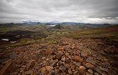 Volcanic Landscape - Landmannalaugar, Iceland