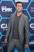 LOS ANGELES - JUL 27:  Pablo Schreiber at the 2014 Young Hollywood Awards  at the Wiltern Theater on