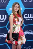 LOS ANGELES - JUL 27:  McKaley Miller at the 2014 Young Hollywood Awards  at the Wiltern Theater on