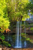 Russell Falls Tasmania Australia