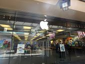 The Apple Retail Store In Honolulu At The Ala Moana Center