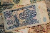 Old money USSR