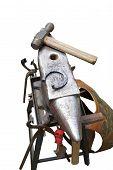 Horseshoe And Hammer