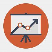 Vector presentation board