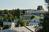 picture of kiev  - View from the hill on Kiev - JPG