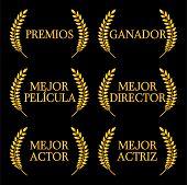 Film Winners Laurels In Spanish 2
