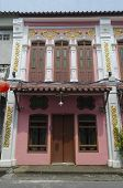 Soi Rommanee - in the late 19th century became a Thai Red-light street, Phuket Town, Thailand