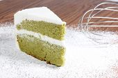Pandanus Leaf Cake