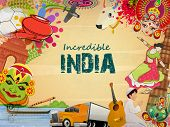 picture of incredible  - Incredible India - JPG