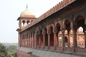 Jama Masjid Of Delhi exterior
