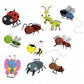 bug vector set