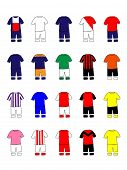 French League Clubs Kits 2013-14