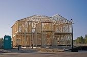 Two Story Framing Home