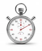 stock photo of stopwatch  - Stopwatch - JPG
