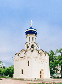 foto of trinity  - Church in honor of the Descent of the Holy Spirit Dukhovskaya Church  - JPG