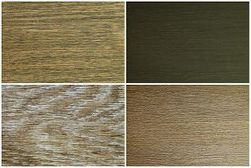 picture of laminate  - Textures veneer surface finishing materials of different shades of color of wenge - JPG