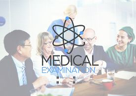 stock photo of medical condition  - Medical Examination Clinical Condition Diagnostic Concept - JPG