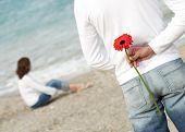 romantic gesture
