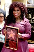 LOS ANGELES - MAY 19:  Chaka Kahn at the Chaka Kahn Hollywood Walk of Fame Star Ceremony at Hollywoo