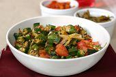 Indian Food Series, Okra