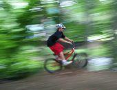 Jim On Bike Speed