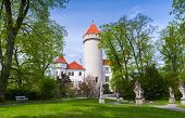 Постер, плакат: Konopiste Castle It Was Established In The 1280S