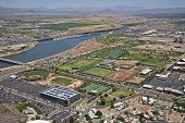 Karsten Golf Course And Tempe Town Lake