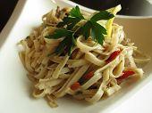 Plate of Dinner Pasta
