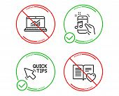 Do Or Stop. Online Statistics, Quick Tips And Music Phone Icons Simple Set. Love Book Sign. Computer poster
