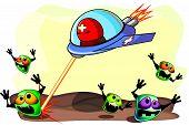 Antibacterial action