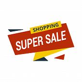 Best Sale Icon. Creative Element Design From Shopping Sticker Icons Collection. Pixel Perfect Best S poster