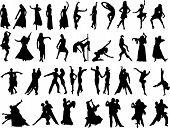 Dansing People