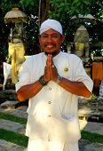 Balinese Greeting